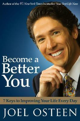 "Carátula del libro del reverendo Joel Osteen, ""Become a Better You"""
