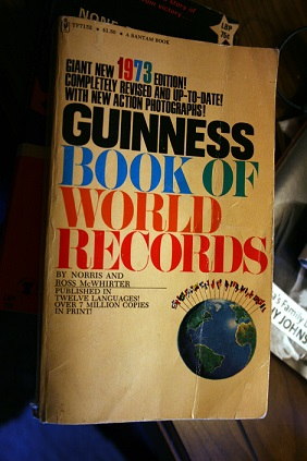 Libro Guinness de Récords