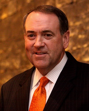 El reverendo Mike Huckabee