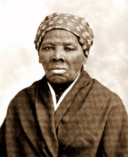 Foto de la exesclava Harriet Tubman