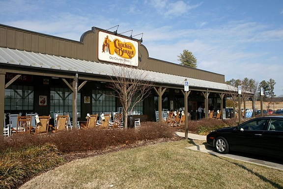 Un restaurante Cracker Barrel