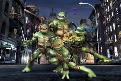 Teenage Mutant Ninja Turtles Despachan A Ninjas Boricuas